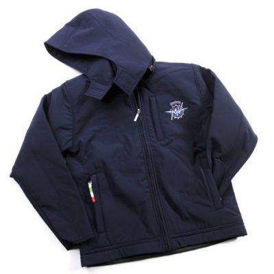 M10BMJKHMV1B_giacca Winter blu front