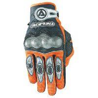 acerbis guanti carbon G_arancio